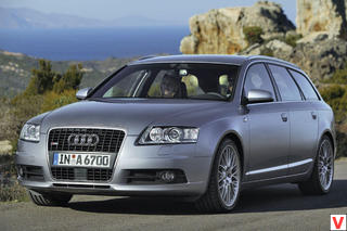 Audi A6 2005 год