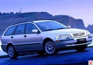 фото вольво s40 универсал 1999 года