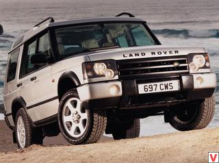 Land Rover Discovery 2003 год