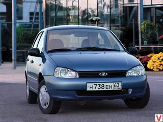 ВАЗ Калина 2004 год