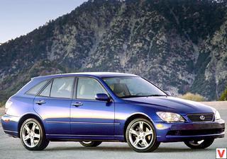 Lexus IS 2001 год