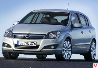 Opel Astra 2008 год