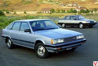 Toyota Camry 1982 год