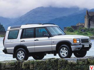Land Rover Discovery 1998 год