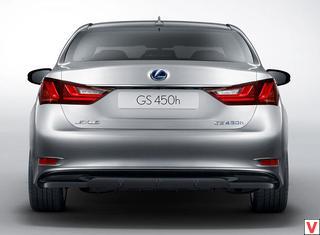 Lexus GS 450h 2012 год
