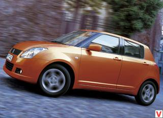Suzuki Swift 2006 год