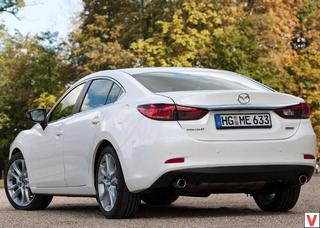 Mazda 6 2013 год