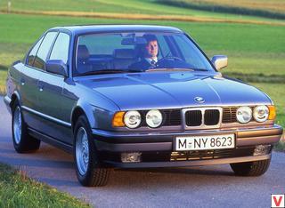 Запчасти для bmw 5 серия 1989