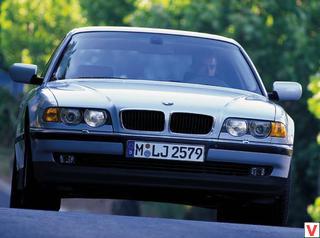 3d инструктор BMW 750i e38