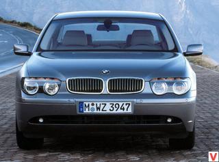 фары для BMW e38 94 98