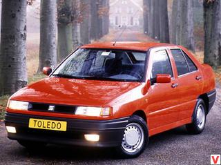 SEAT Toledo 1991 год