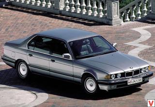отзывы о BMW e38 735