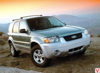 Ford Escape Hybrid AWD 2006