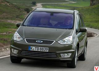 Ford Galaxy 2010 год