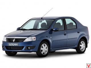 Renault Logan 2009 год
