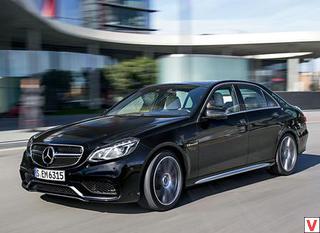 Тест-драйв Mercedes E-class (Мерседес Е-Класс) - Симфония мощи