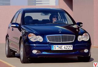 Mercedes C-класс 2001 год