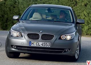 BMW e39 m52 520i технические характеристики