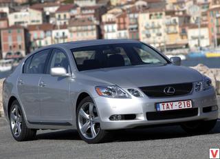 Lexus GS 2005 год