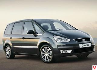 Ford Galaxy 2006 год