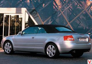 Audi A4 2003 год
