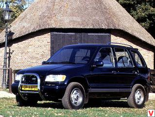 Kia Sportage 1994 год