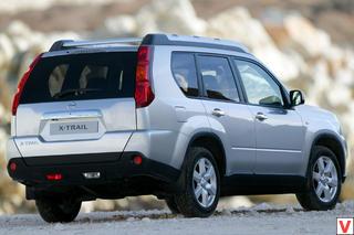 Nissan X-Trail 2007 год