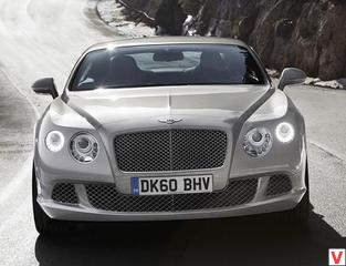 Bentley Continental GT 2011 год