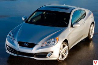 Hyundai Genesis Coupe 2010 год