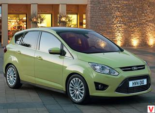 Ford C-MAX 2010 год