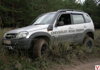И вот теперь, все то, что было недоступно российскому обладателю Нива в 2003, воплотилось в новой Chevrolet Niva с...