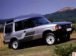 Land Rover Discovery 1970 год