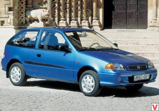 Suzuki Swift 1997 год