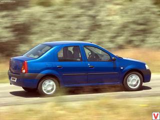 Renault Logan 2005 год
