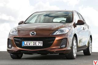 Mazda 3 2011 год