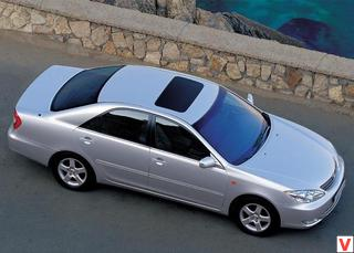 Toyota Camry 2001 год
