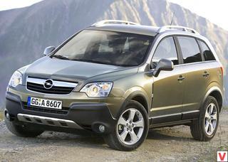 Новый Opel Antara 2 15: фото, видео, технические