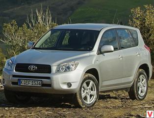 Toyota RAV 4 2006 год