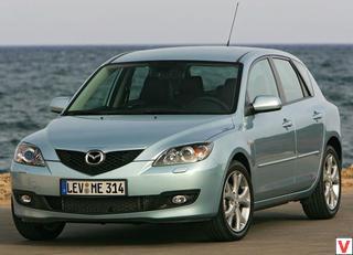 Mazda 3 2006 год