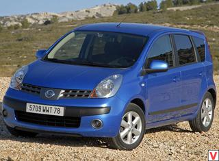 Nissan Note 2006 год