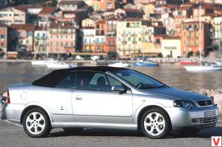 Opel Astra Cabrio 2003 год