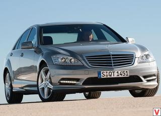 Mercedes-Benz S-klass 2009 год