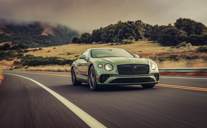 Новый Bentley Continental GT в Bentley Краснодар